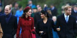 Kate Middleton e William dão os parabéns a Meghan Markle publicamente